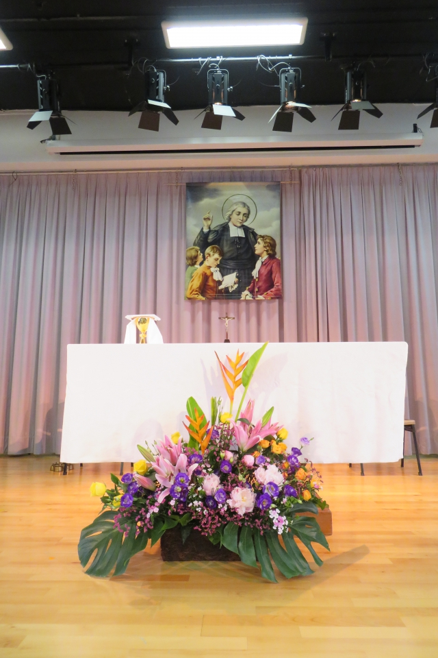 2018-05-18 Feast Day 2018